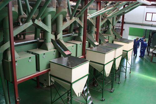 Piñones de Castilla - Vista del interior de la empresa